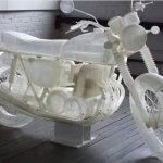 Honda CB500 aus dem 3D-Drucker