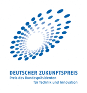 Logo deutscher Zukunftspreis