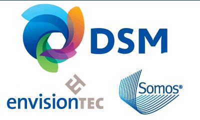 DSM, Somos und Envisiontec