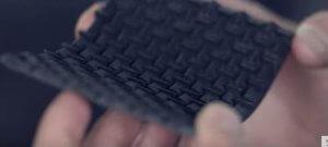 Peugeot Fractal-Bauteil aus dem 3D-Drucker