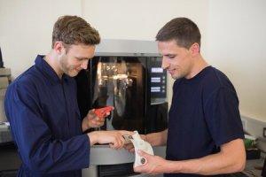 3D-Drucker im Unternehmen