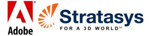 Adobe und Stratasys