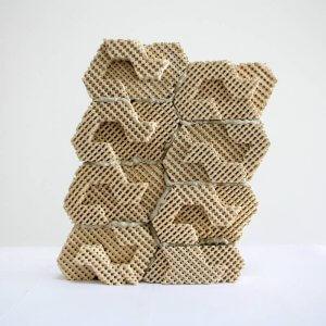 Cool Brick als Wand