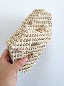 """3D-gedruckter Ziegelstein """"Cool Brick"""""""