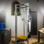 Foto DeltaTower 3D-Drucker