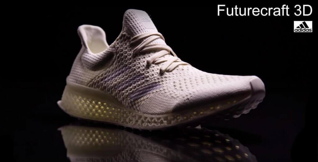 Futurecraft 3D Adidas Laufschuh