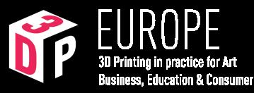 Logo 3DP Europe