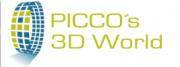 Logo PICCO's 3D World