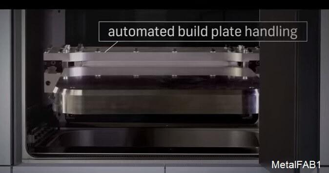 MetalFAB1 3D-Metalldrucker