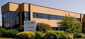 Proto Labs Standort Großbritannien