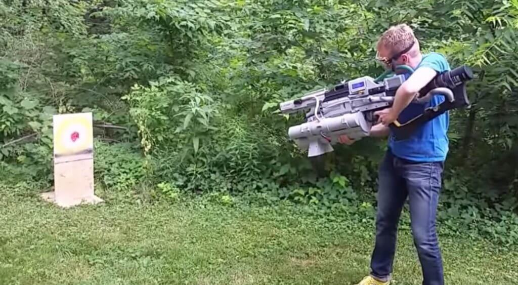 Railgun aus Quake