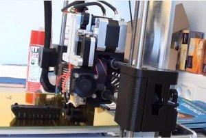 Bus für den Flughafen aus dem 3D-Drucker
