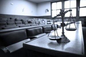 Foto Gerichtssaal