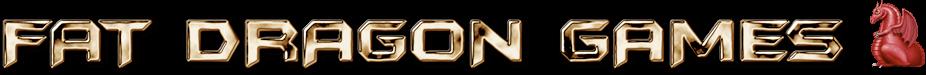 Logo Fat Dragon Games