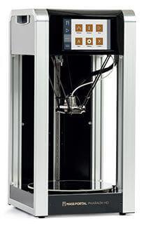 mass portal bietet zwei neue delta 3d drucker an. Black Bedroom Furniture Sets. Home Design Ideas