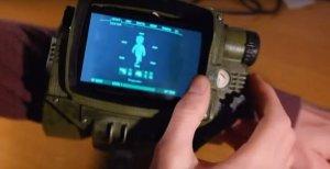 Pip-Boy aus 3D-Drucker