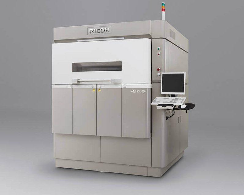 3D-Drucker Ricoh AM S5500P