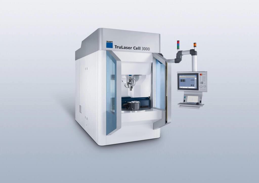TruLaser Cell 3000 3D-Drucker