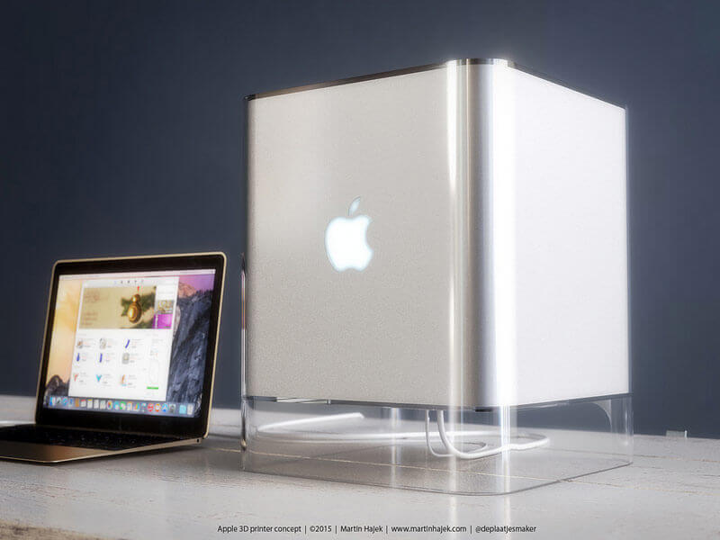 Apple 3D-Drucker