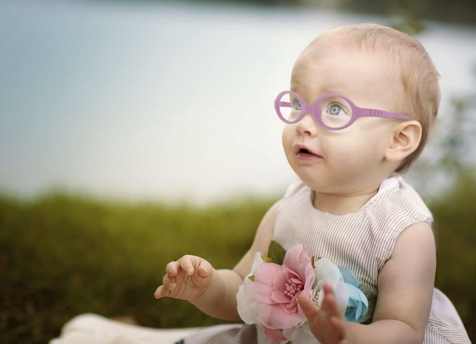 Brillen für Babys aus dem 3D-Drucker