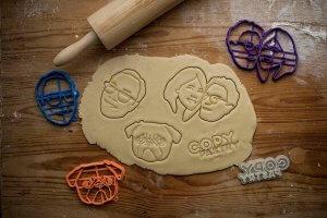 Personalisierte Ausstechförmchen aus dem 3D-Drucker