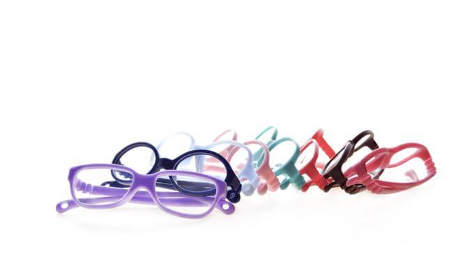 Dilli Dalli Brillen-Kollektion für Babys