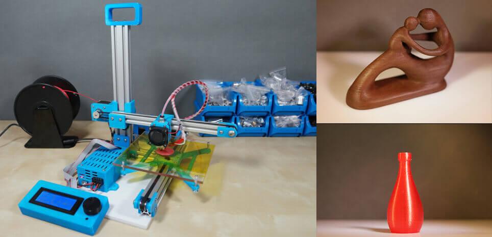 Tekbot 3D-Drucker