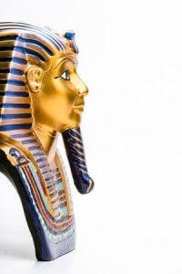Bart von Tutanchamun