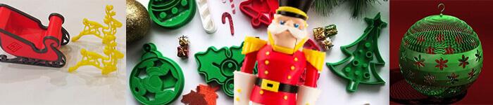 Weihnachtsideen 3D-Druck