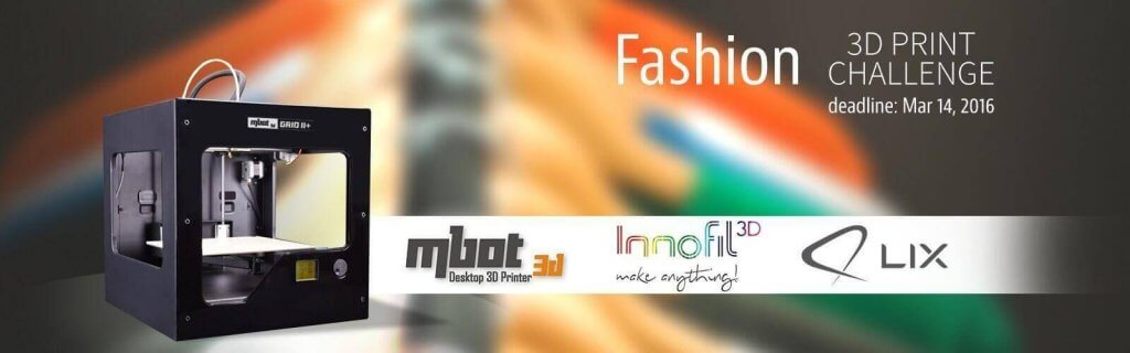 3D Printing in Fashion World 2016