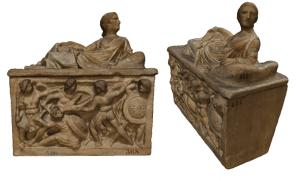 Kunstobjekt als 3D-Modell
