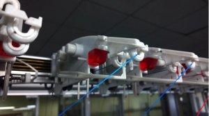 3D-Drucker mit Strick