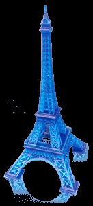 Eifelturm aus dem 3D-Drucker