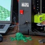 LulzBot-3D-Drucker und -Software