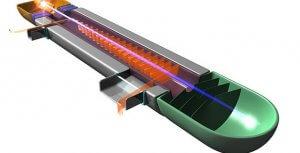 Röhre für Vakuumelektronik aus dem 3D-Drucker