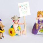 Puppen mit Behinderung