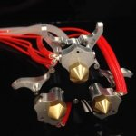 Wim3rl – Druckkopf mit 3D-Düsen