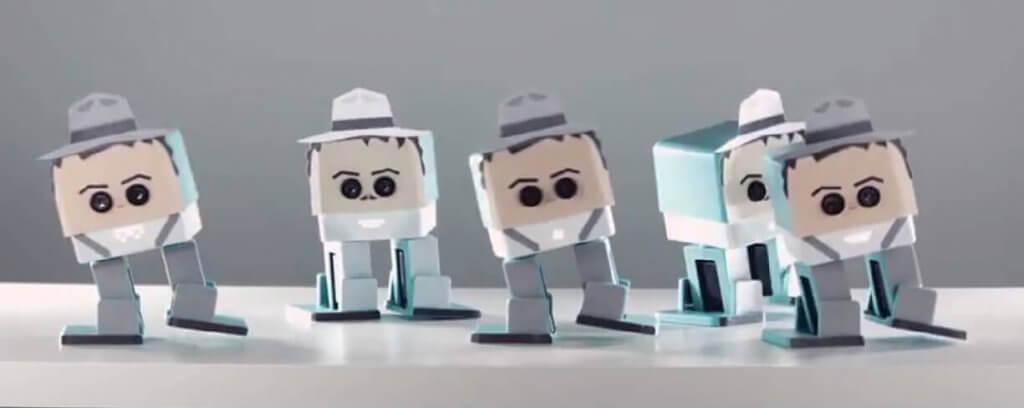 Zowi Roboter von BQ