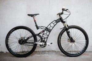 Fahrrad aus 3D-Drucker