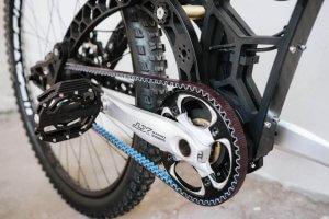 Fahrradkette aus 3D-Drucker