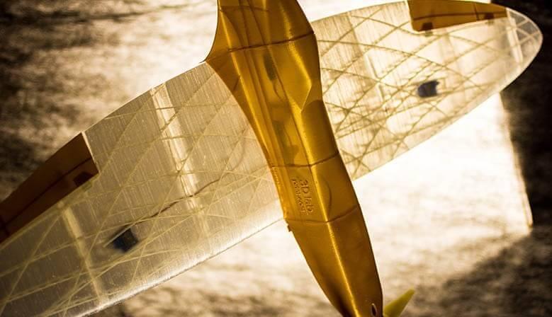 3dlabprint startet bibliothek f r ferngesteuerte modellflugzeuge aus dem 3d drucker. Black Bedroom Furniture Sets. Home Design Ideas