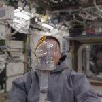 Kaffee trinken für Astronauten