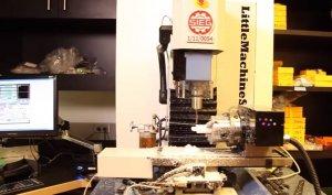Knochen aus dem 3D-Drucker