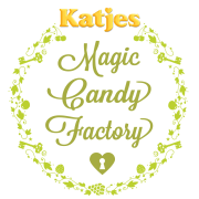 Logo Katjes Magic Candy Factory.
