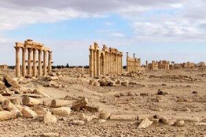 Palmyra Syrien