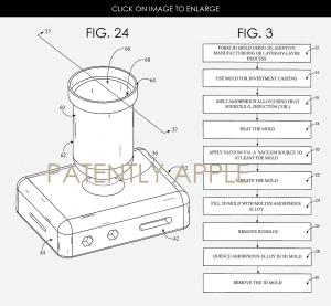 Apple-Patent zum 3D-Metalldruck