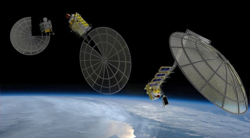 Archionaut Roboter der NASA