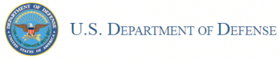 Logo U.S. Department of Defense