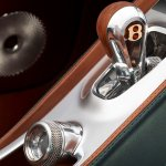 Bentley Speed 6 Interior