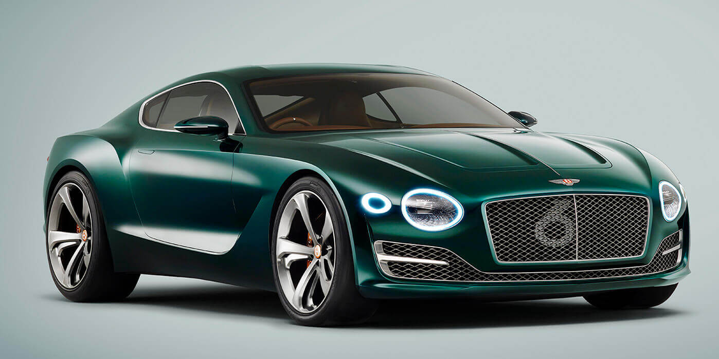 "Bentley ""Speed 6"" mit Interior aus dem 3D-Drucker (Bild © bentley.com)."